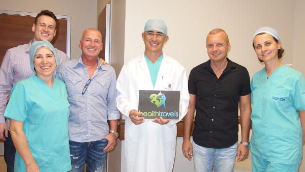 Team Dr. Sahinoglu